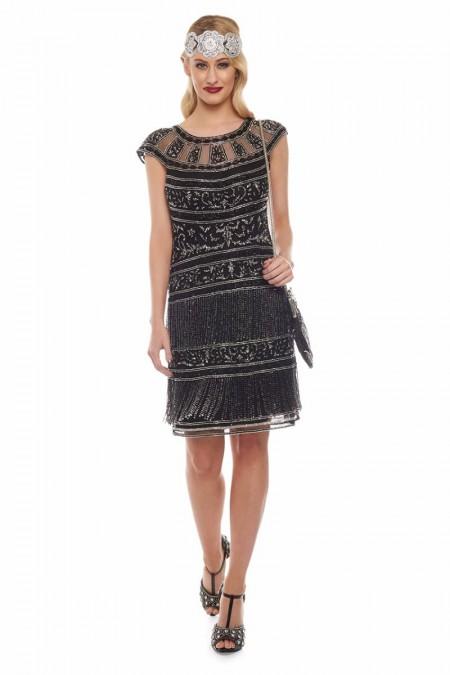 Clara - El İşlemeli Elbise