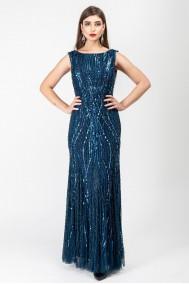 Catherine - El İşlemeli Elbise